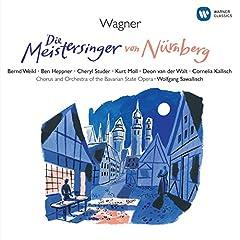 """Die Meistersinger Von N�rnberg, Dritter Akt/Act 3/Troisieme Scene, F�nfte Szene/Scene 5/Cinqui�me Sc�ne: """"Morgenlich Leuchtend In Rosigem Schein"""" (Walther/Volk/Die Meister/Sachs/Pogner/Eva)"""