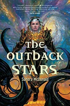 The Outback Stars by [McDonald, Sandra]