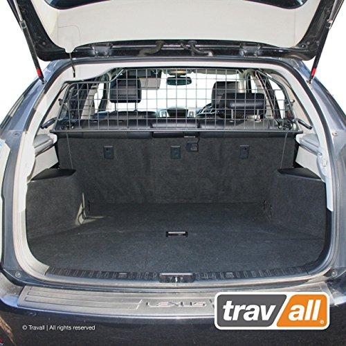 Travall® Guard Hundegitter TDG1160 - Maßgeschneidertes Trenngitter in Original Qualität
