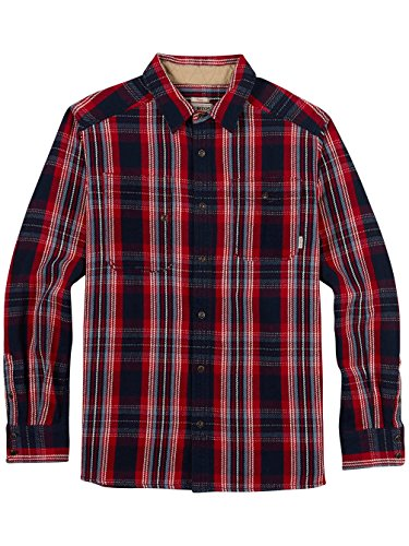 Burton - Chemise Ml Mill Homme - Taille:one Size ECLIPSE NORTH END