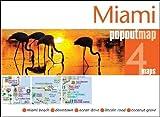 Miami Popout Map (PopOut Maps)
