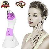 [neue Version 2017] Diamond Dermabrasion Machine, Massager für Hautpflege, elektrische Pore Reinigung, Haut-Peeling für Frauen und Mädchen lila