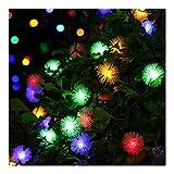 Luz de escenario Sonido activado Rotar etapa luz 12 LED completa la etapa del color de iluminación compatible con DMX512 Etapa luz de la colada for las celebraciones del...