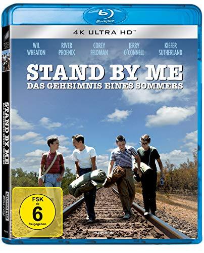Stand By Me - Das Geheimnis eines Sommers (4K UHD) [Blu-ray]