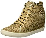 Guess Women's Jilly Hi-Top Trainers