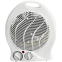 Status Portable Fan Heater, 2000 W, White