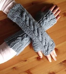 7 Fingerless Gloves Knitting Patterns How To Knit