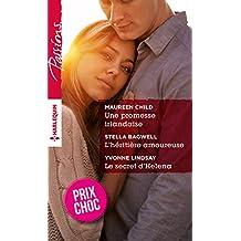 Une promesse irlandaise - L'héritière amoureuse - Le secret d'Helena : (promotion) (SPECIALE ETE) (French Edition)