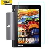 #9: Taslar(TM) Premium Arc Edge Tempered Glass Screen Scratch Guard Protector for Lenovo Yoga Tab 3 8 Tablet 8 inch