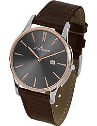 Jacques Lemans Unisex Erwachsene-Armbanduhr 1-1936E