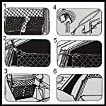 Car Safety Net Hatchback Dog Guard Barrier Protector for Dogs Cats Pets 8