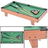 Multifunktionsspieltisch Multi-Spieltisch Multigame 4 in 1 Tischfußball Billard Tischtennis Hockey - 8