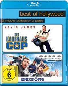 Der Kaufhaus Cop/Kindsköpfe - Best of Hollywood/2 Movie Collector's Pack [Blu-ray]