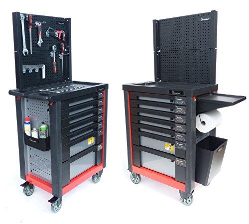 Preisvergleich Produktbild KnappWulf Werkzeugwagen Werkstattwagen inkl. Werkzeug