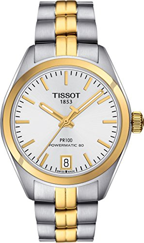 Tissot PR100 T101.207.22.031.00 Automatic Watch for women