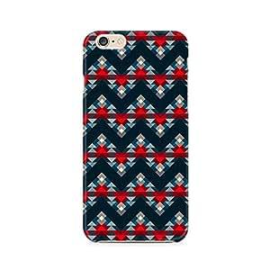 Premium Anti Slip Designer Printed Hard Matte Back Case Cover For Apple iPhone 6