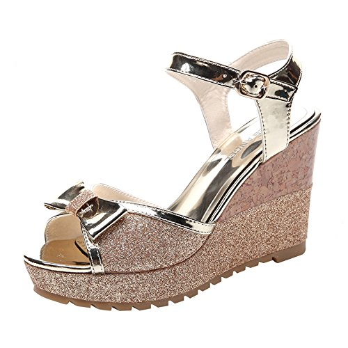 fq-real-womens-cute-peep-toe-ankle-strap-wedges-heel-dress-sandals-35-ukgold