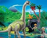 PLAYMOBIL® 4172 - Brachiosaurus in Felslandschaft