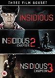 Insidious 1-3 (3 Dvd) [Edizione: Regno Unito] [Edizione: Regno Unito]