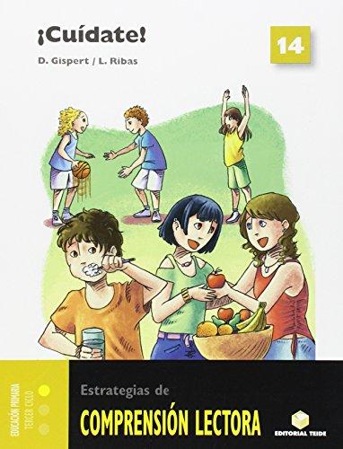 ¡Cuídate! Cuaderno de comprensión lectora 14 - 9788430709212