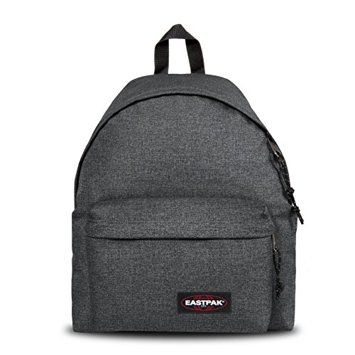 Eastpak Padded Pak\'R Rucksack, 40 cm, 24 L, Grau (Black Denim)