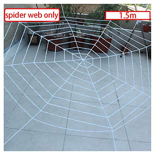 C αγάπη Ζ Halloween Deko Spinnweben Spinnennetz