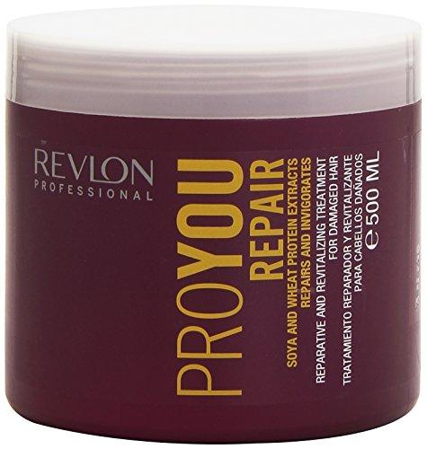 Revlon Profesional - ProYou Repair - Tratamiento reparador y revitalizante para cabellos dañados - 500 ml