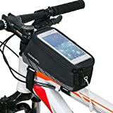 Best Bike Panniers - BestFire Cycling Frame Bag Waterproof Bicycle Front Top Review