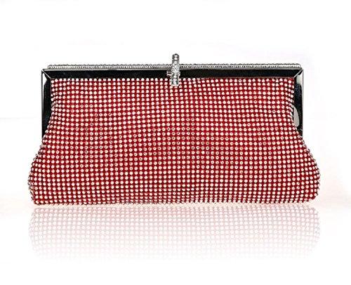 strass Party Pack/ borsa da sera moda/Pochette-C C