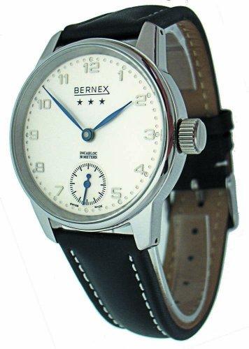 Bernex BN12405 - Reloj analógico de cuarzo para mujer con correa de plástico, color rosa