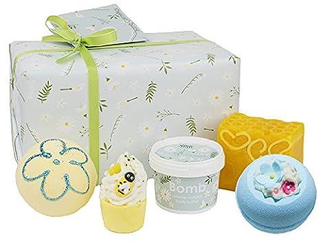 Bomb Cosmetics Handmade Gift Pack, Mellow