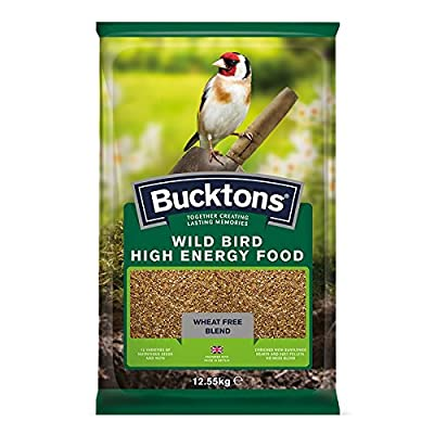 Bucktons High Energy Seed Mix, 12.55 kg from Westland Horticulture Ltd