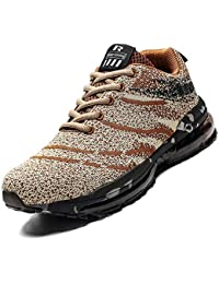 Mabove Laufschuhe Herren Damen Turnschuhe Sportschuhe Straßenlaufschuhe Sneaker Atmungsaktiv Trainer für Running Fitness Gym Outdoor
