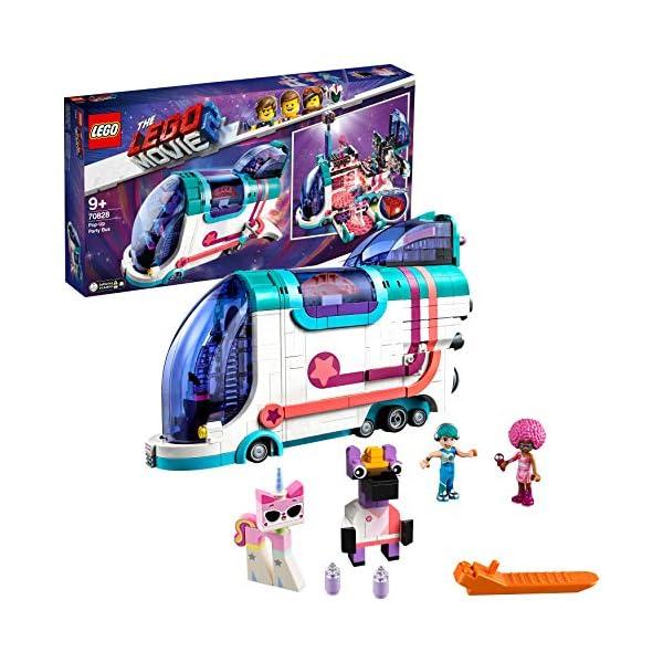LEGO Movie 2 - Il party bus Pop-Up, 70828 2 spesavip