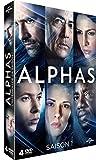 Alphas - L'intégrale de la saison 1 [Francia] [DVD]