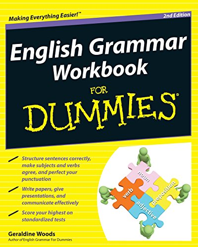 English Grammar Workbook FD  2e (For Dummies)