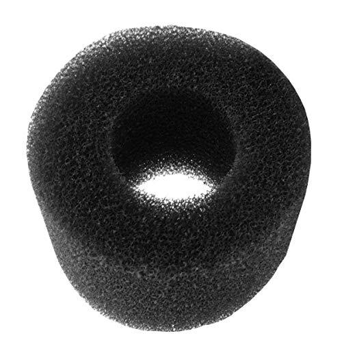 ChaRLes 10.8X4X7.3Cm Schwarz Wiederverwendbare Schwimmbad Filter Schaum Schwamm Patrone Für Intex S1 Typ