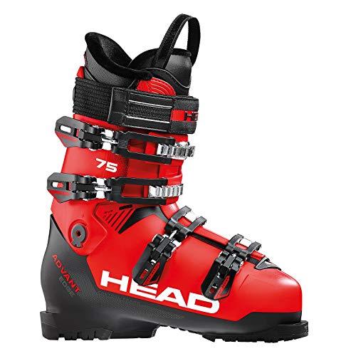 HEAD - Erwachsene Skischuhe ADVANT Edge 75, red/Black, 29.0
