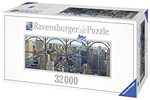 Ravensburger 17837 - New York City Window Puzzle, 32000 Pezzi