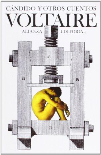 Cándido y otros cuentos (El Libro De Bolsillo - Literatura) por Voltaire