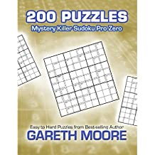 By Moore, Gareth [ Killer Sudoku Zero: 200 Puzzles ] [ KILLER SUDOKU ZERO: 200 PUZZLES ] Aug - 2012 { Paperback }