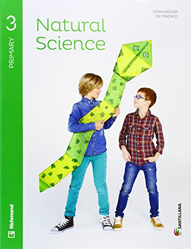 NATURAL SCIENCE 3 PRIMARY STUDENT'S BOOK + AUDIO - 9788468026541 por Aa.Vv.