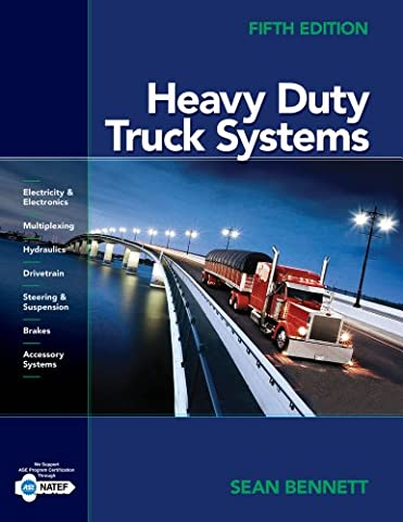 Heavy Duty Truck Systems + Automotive & Truck Technology Coursemate Access Card Package
