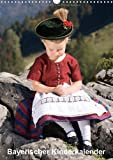Bayerischer Kinderkalender (Wandkalender 2014 DIN A3 hoch): Kalender mit Kindermotiven (Monatskalender, 14 Seiten)