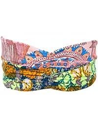 Maaji - Bandeau pour cheveux multicolore beach turban
