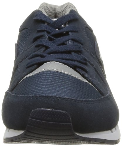Kangaroos Coil R1 Basic, Baskets mode homme Bleu (Navy/Grey/Wht 420)