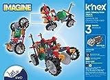 K'NEX Imagine – 4WD Demolition Truck Building Set – 212 Pieces – Ages 7+ – Engineering Educational Toy