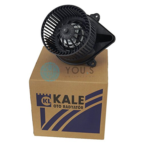 Preisvergleich Produktbild KALE Innenraumgebläse Elektromotor Durchmesser: 147 mm Spannung: 12 V - 2720500QAC
