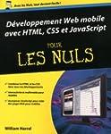 D�veloppement Web mobile avec HTML, C...