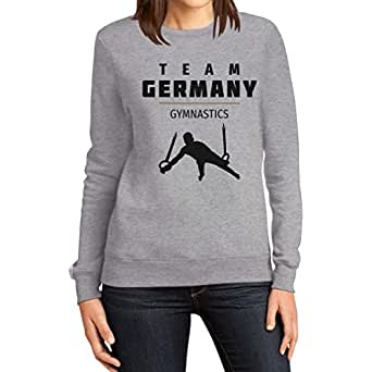Gymnastik Team Germany – Olympia 2016 Fan Motiv Frauen Sweatshirt